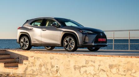 Lexus e la luce del design, intervista a Fabio Capano