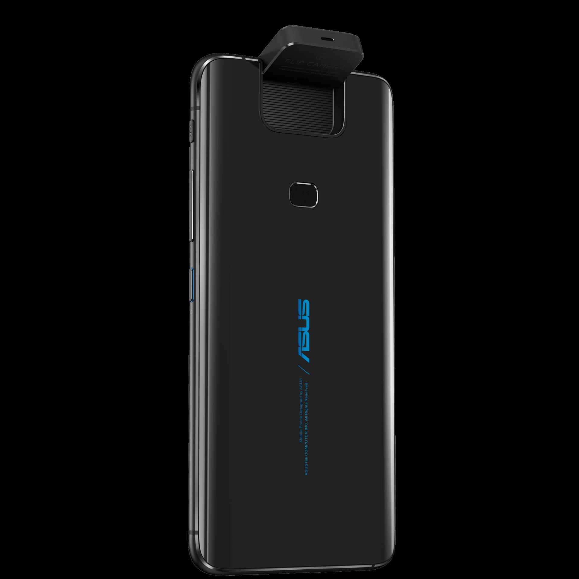 Il retro di Asus Zenfone 6