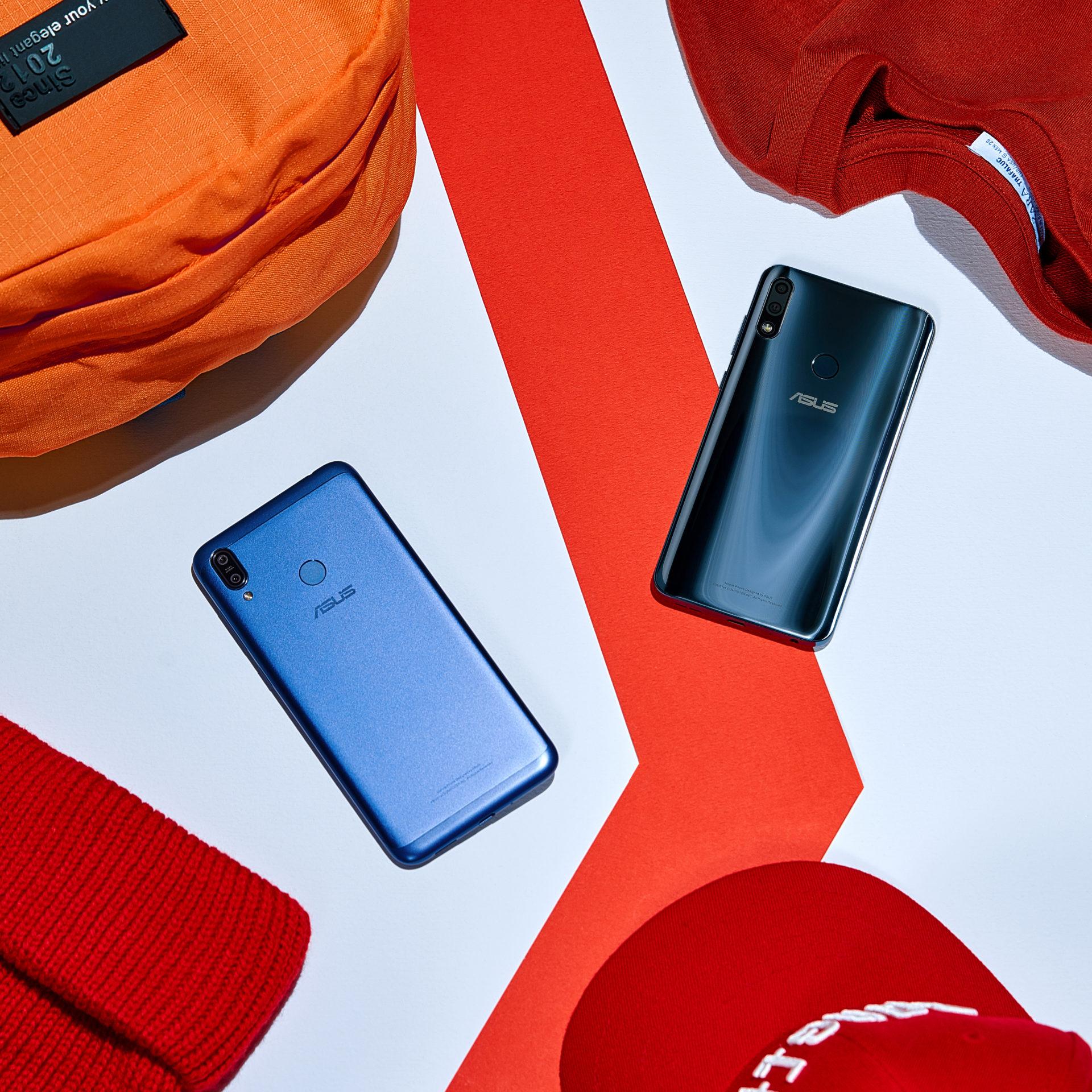 Lo smartphone Zenfone Max M2 di Asus
