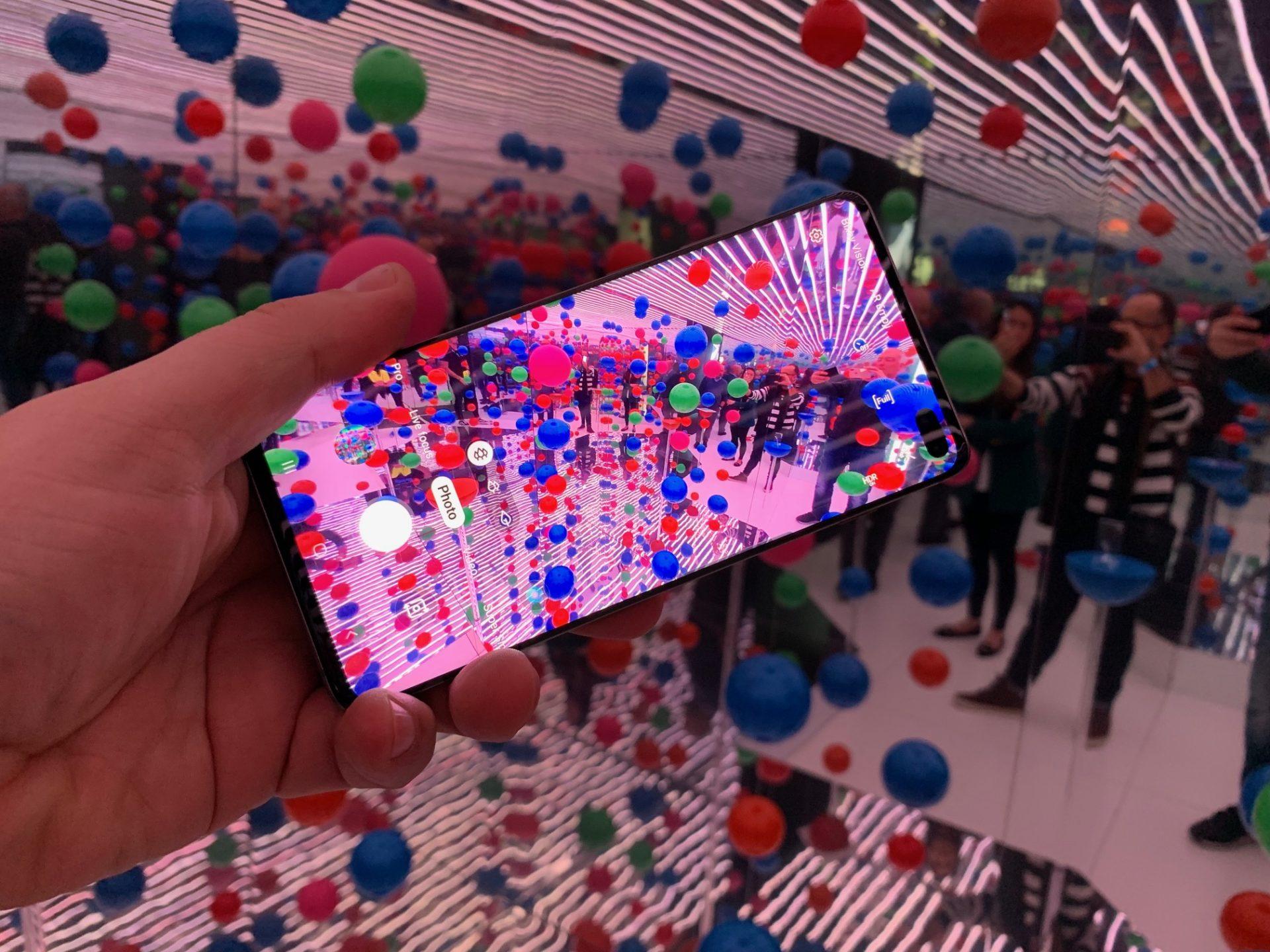 Il Galaxy S10 ha una definizione pazzesca delle immagini