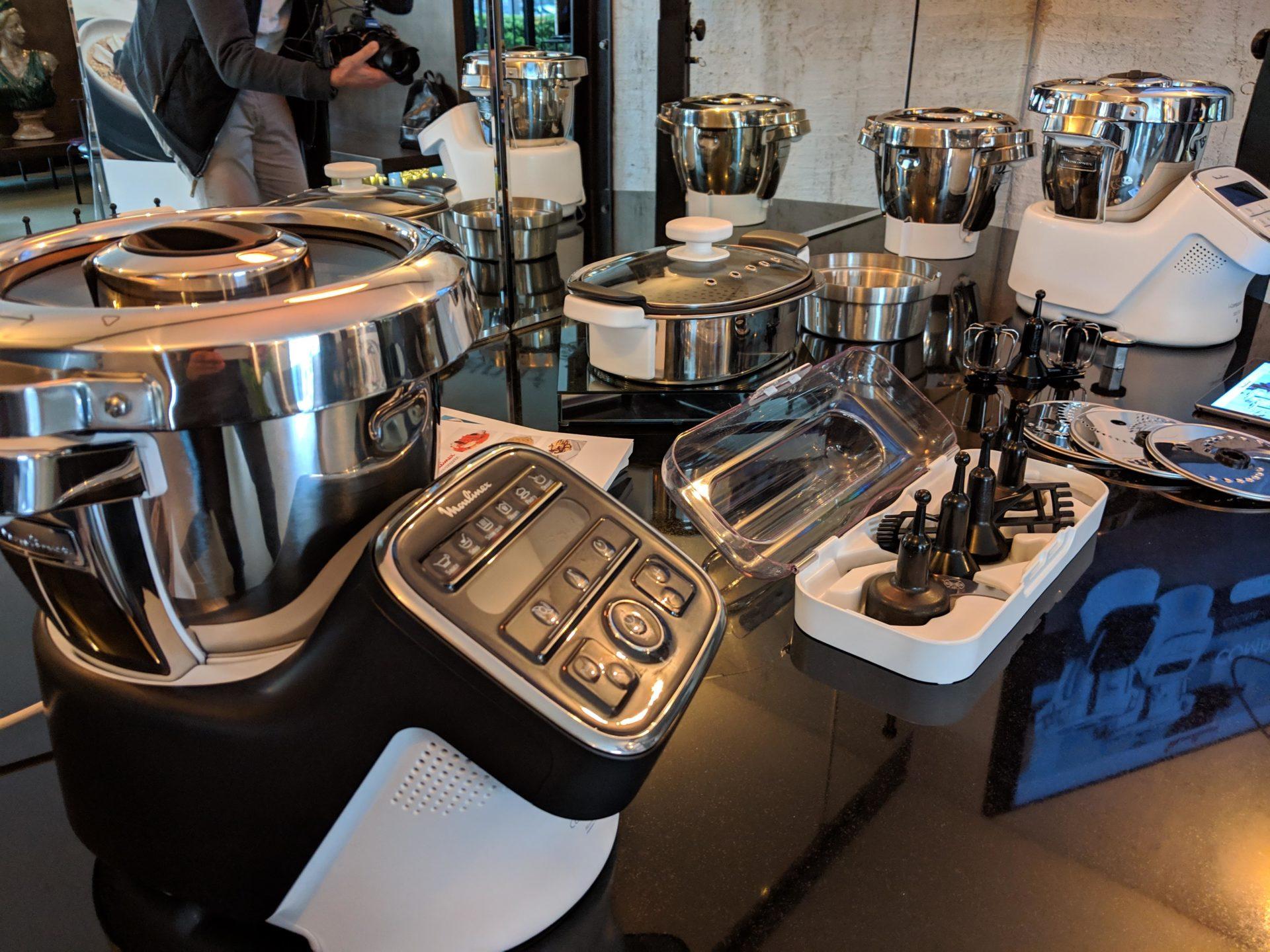 Il robot da cucina pubblicizzato da Bruno Barbieri