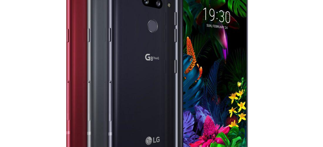 Lg G8, il telefono che si comanda senza mani