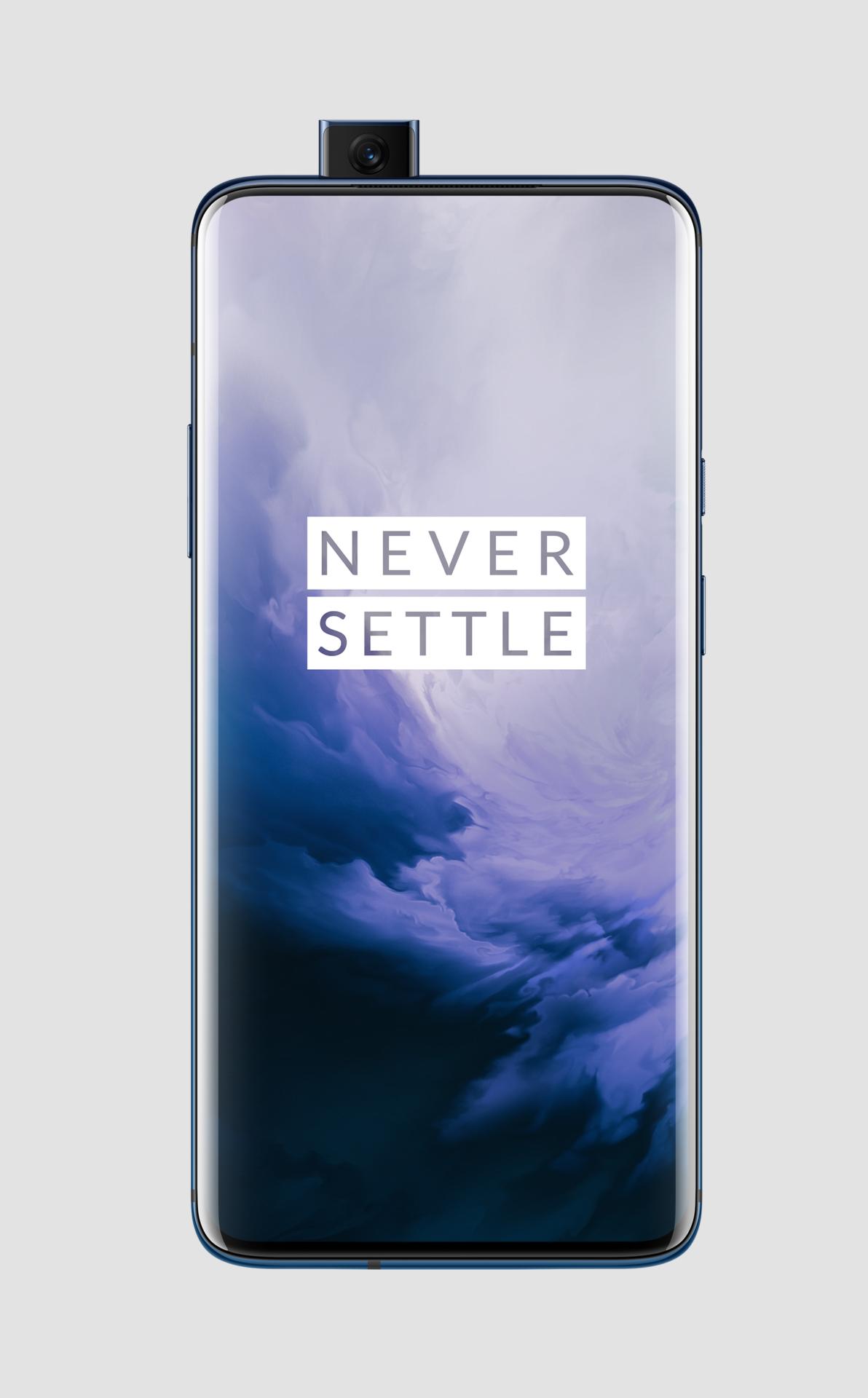 OnePlus 7 Pro ha un design a tutto schermo