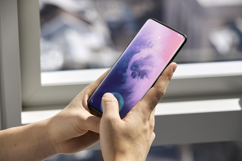 Lo smartphone OnerPlus 7 Pro