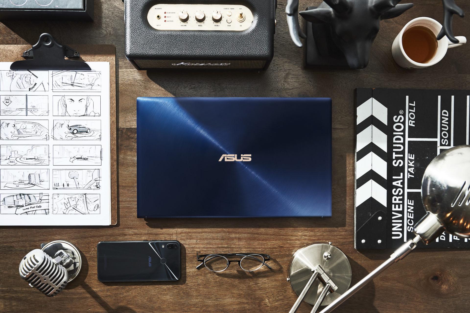 Asus ZenBook 14 notebook dalle tecnologie curiose