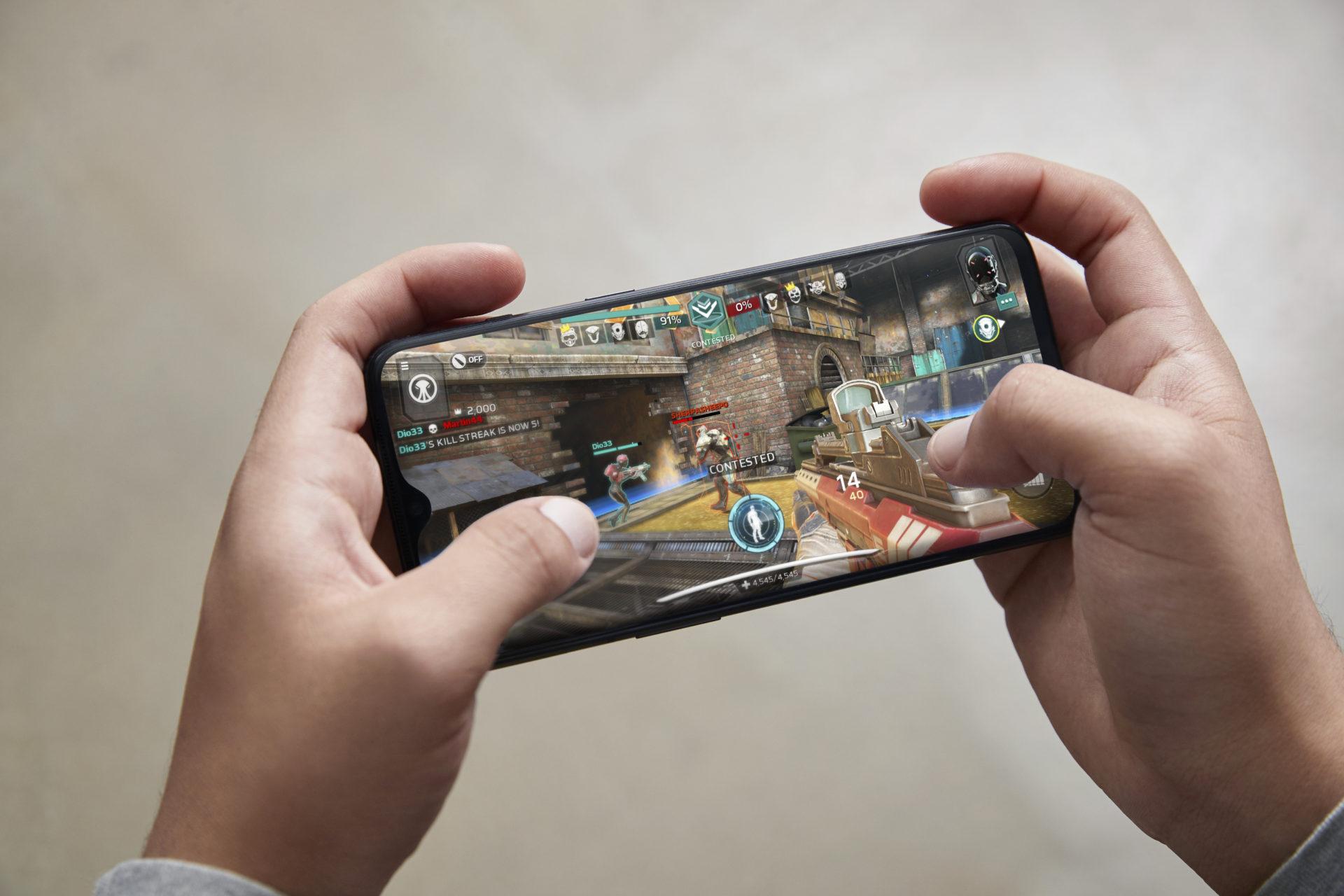 OnePlus 7 è progettato per il gaming