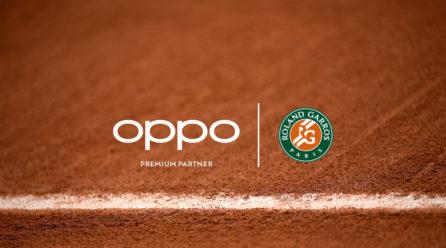 Roland Garros, il tennis nel futuro anche grazie a Oppo