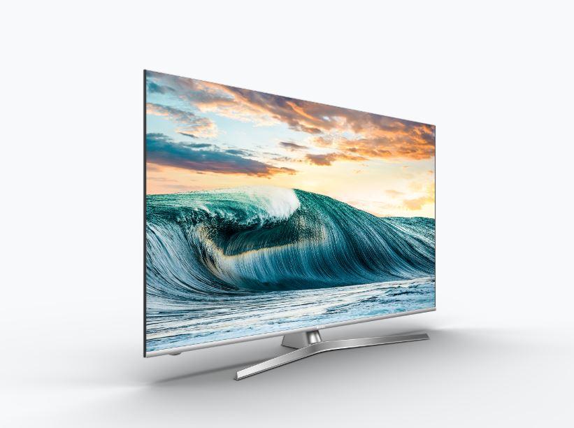 Il modello superiore Hisense TV Uled