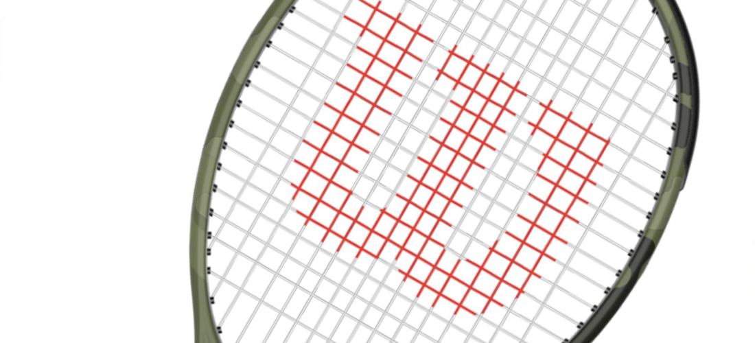 Con Wilson puoi personalizzare la tua racchetta da tennis. E sentirti un po' Roger Federer