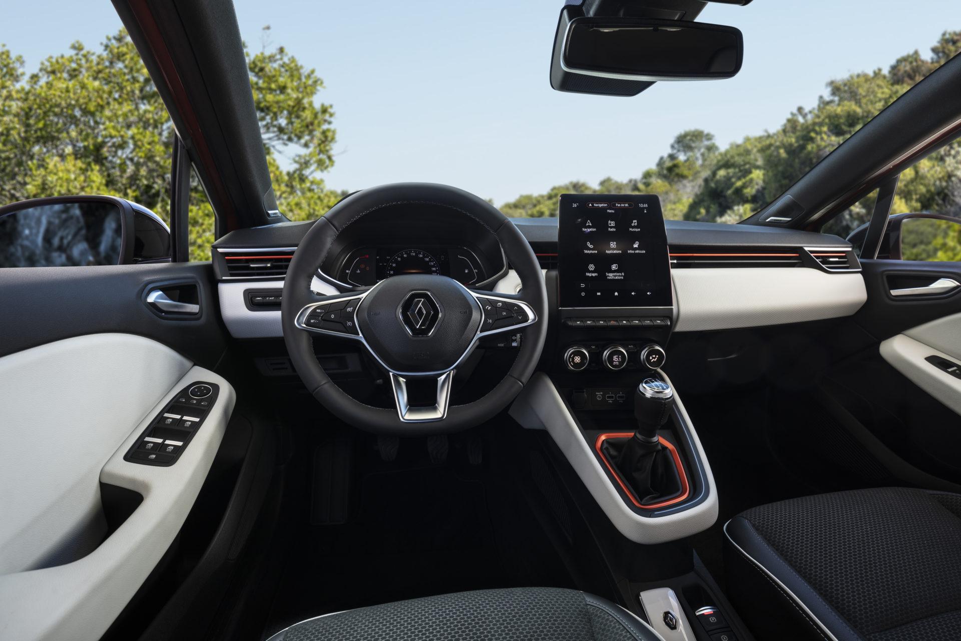 Nuova Clio Renault