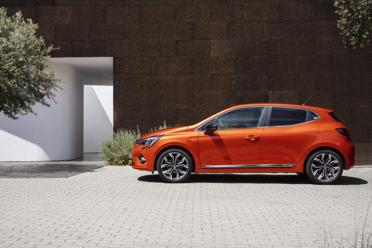 Renault Clio: nuova, connessa e sempre più tecnologica