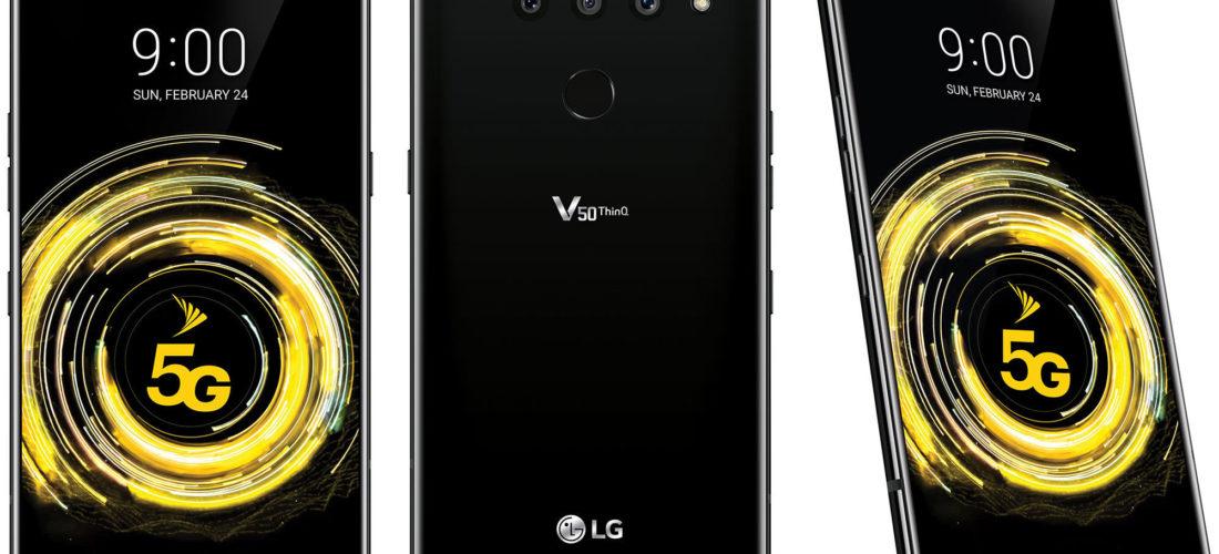 LG V50 5G: disponibile in Italia grazie a Vodafone