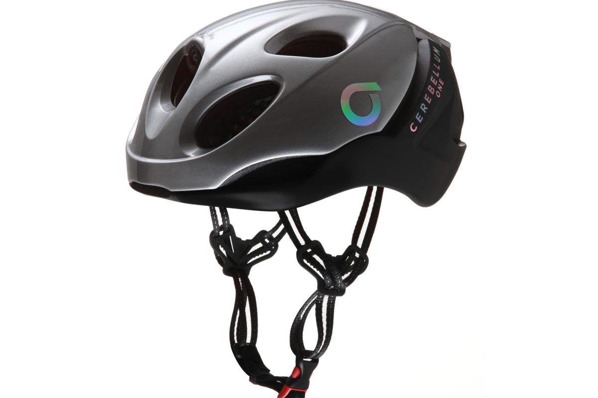 Cerebellum One, il casco smart per la sicurezza di tutti i ciclisti