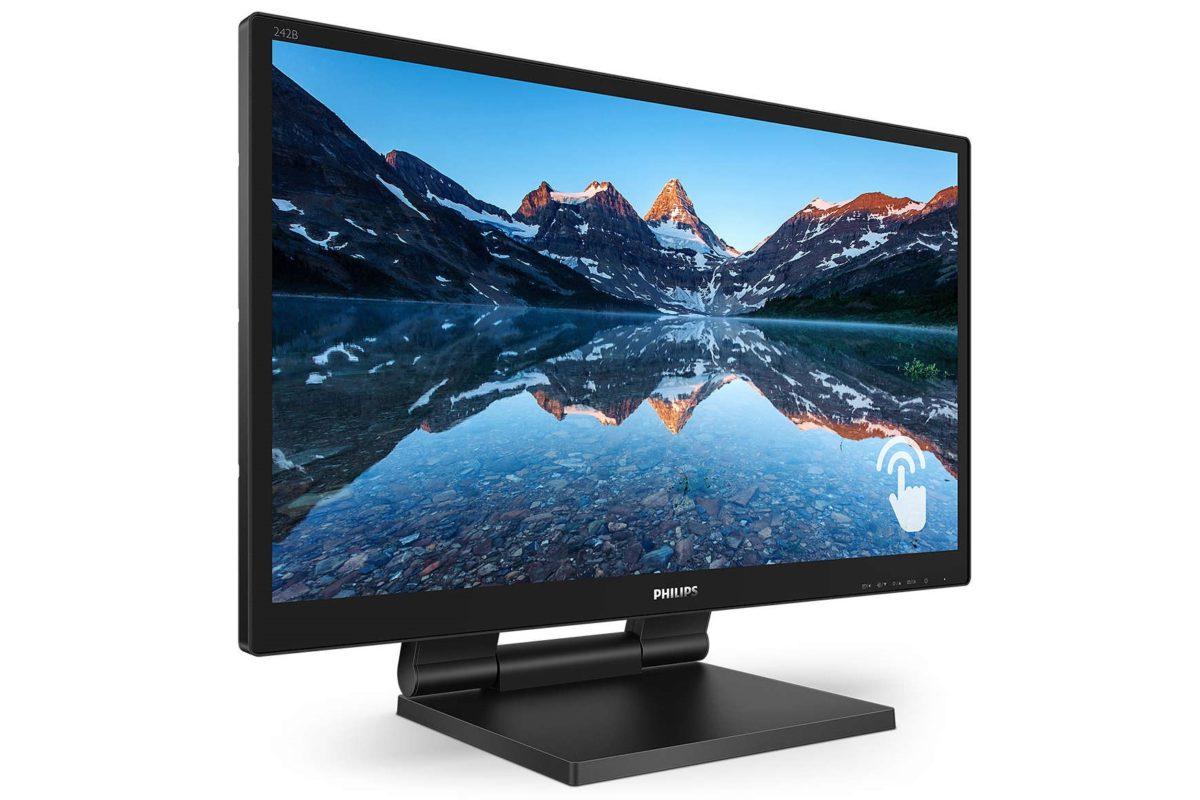 I monitor Philips per tutti gli usi con una versione touch