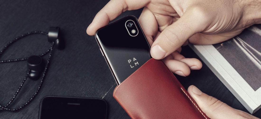 Palm, lo smartphone da taschino con prestazioni da grande