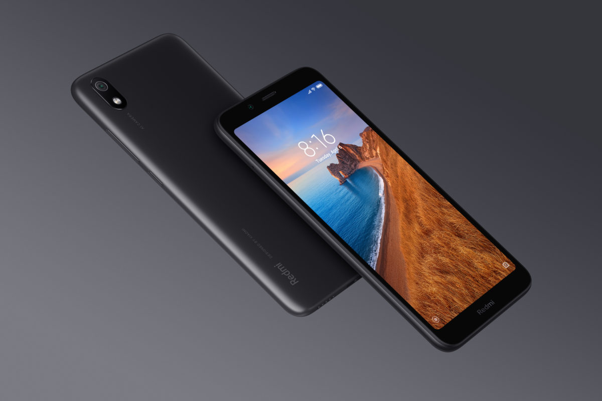 Redmi 7A, smartphone low cost che resiste agli schizzi d'acqua