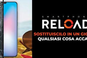 Smartphone Reload, il servizio Wind Tre che sostituisce il telefono in un giorno