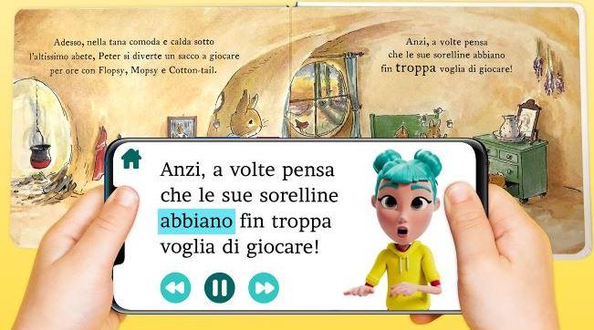 StorySign, l'app di Huawei per aiutare a leggere le favole ai bimbi sordi