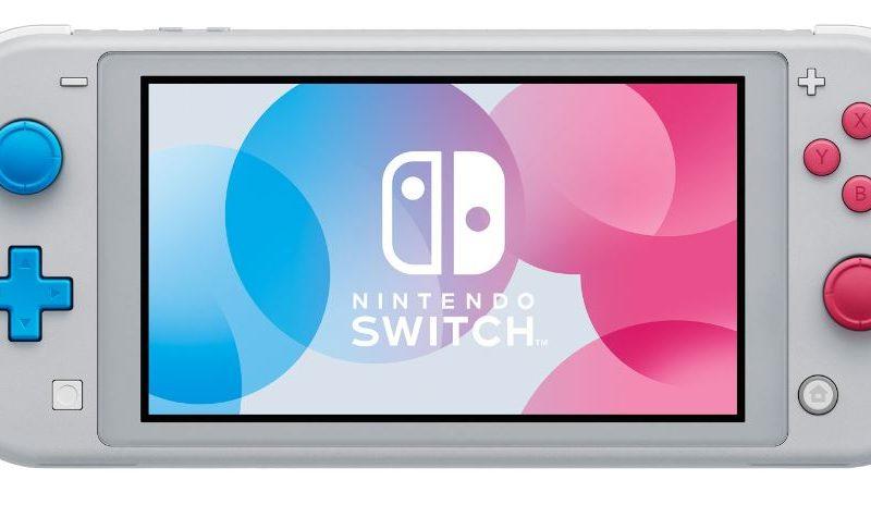 Nintendo Switch Lite, la console di successo si fa più leggera