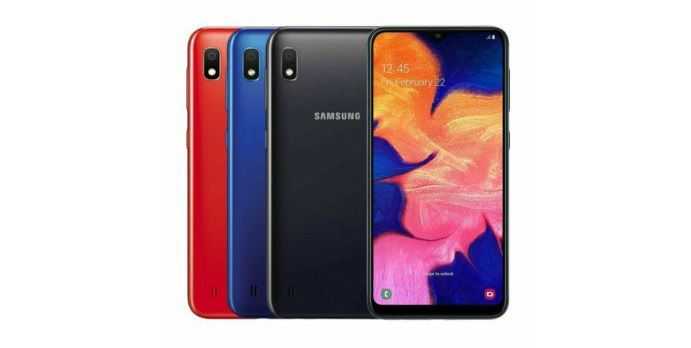 Galaxy A10s, Samsung migliora il suo modello entry level