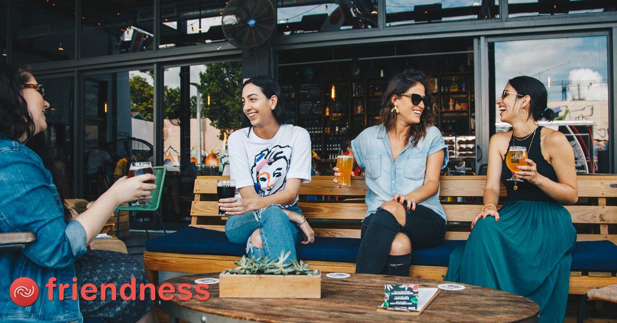 friendness, la prima applicazione per trovare (solo) veri amici