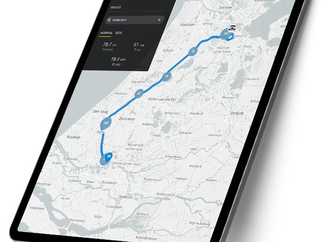 TomTom e le nuove funzionalità per la mobilità elettrica