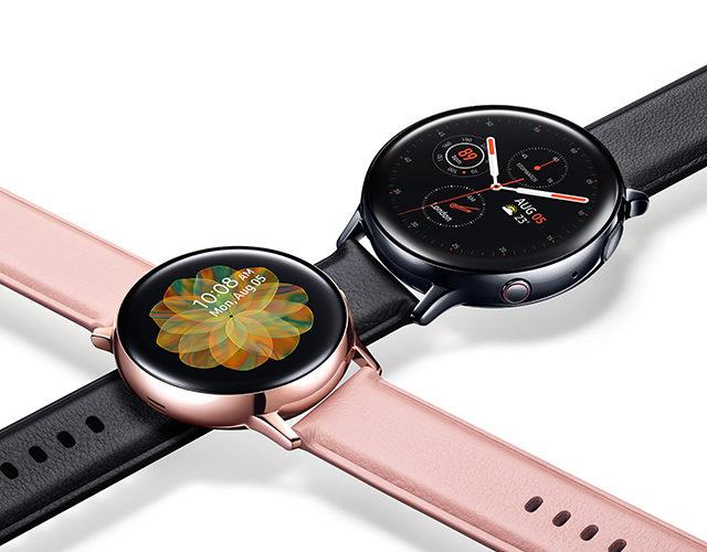 Galaxy Watch Active2, Samsung migliora i suoi smartwatch