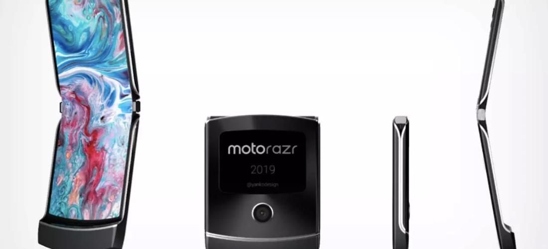 Motorola Razr, il ritorno. E sarà uno smartphone pieghevole…