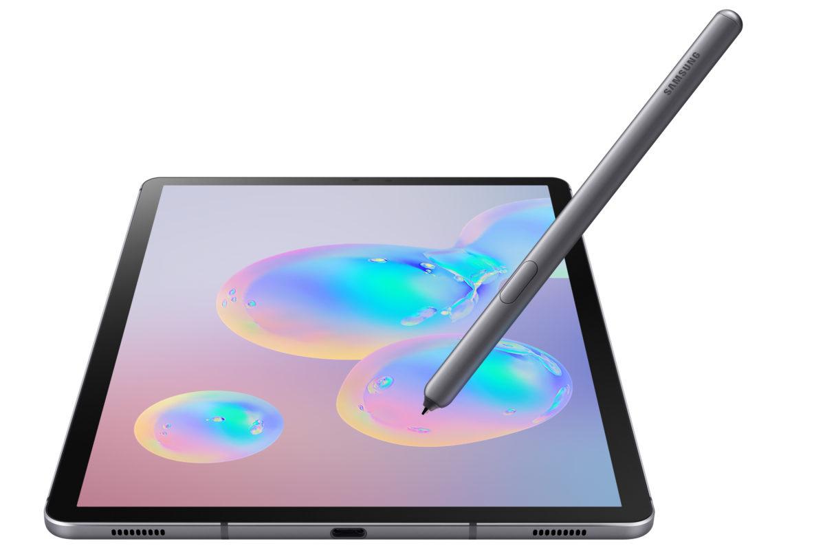 Galaxy Tab S6, Samsung spinge i tablet ancora più in là