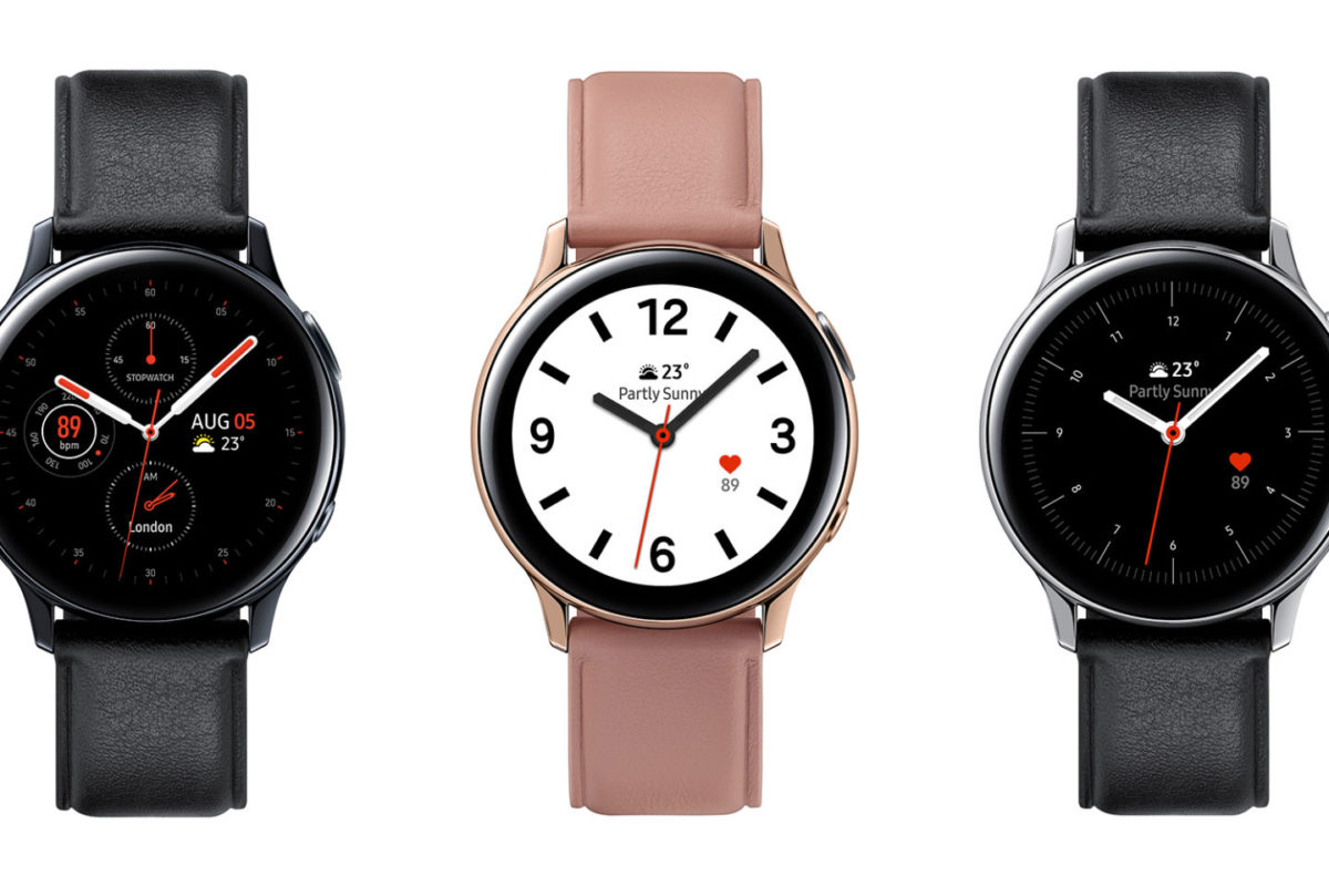 Galaxy Watch Active 2, la nuova sfida di Samsung per gli smartwatch