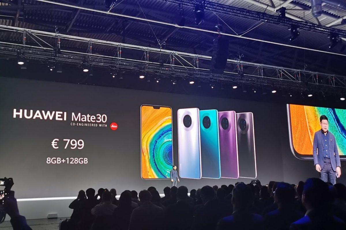 Huawei Mate 30 e Mate 30 Pro: come sono. Arrivano entro fine anno, con o senza app di Google