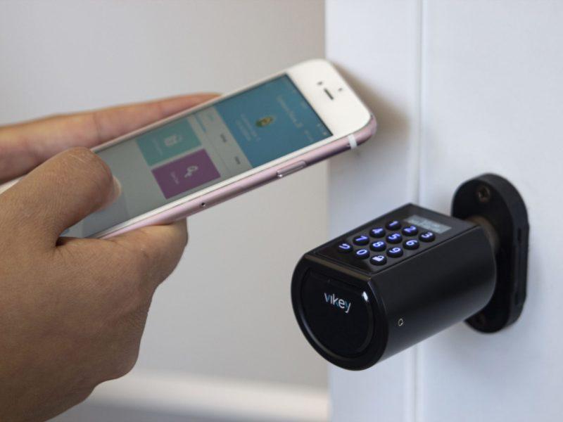 Vikey Lock, per un mondo senza più chiavi di casa