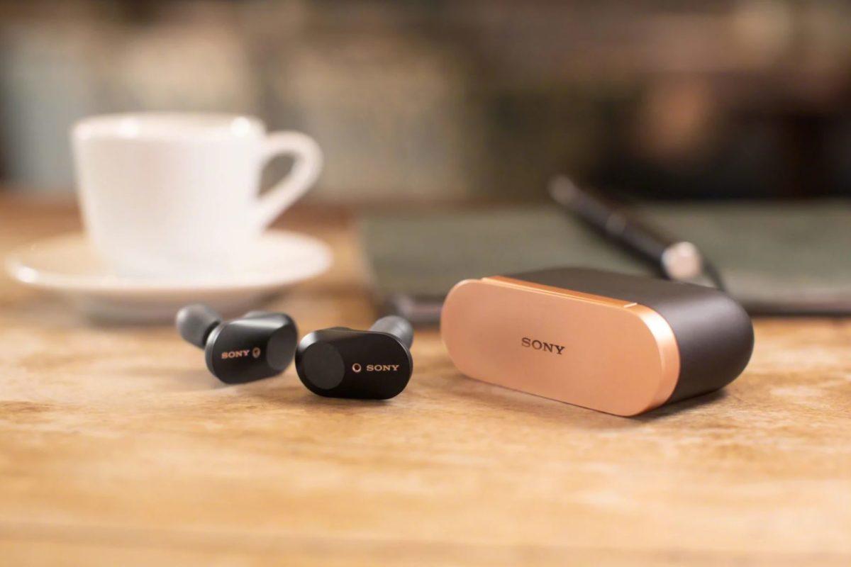 Sony Audio e i nuovi auricolari WF-1000XM3 che fanno sparire il rumore