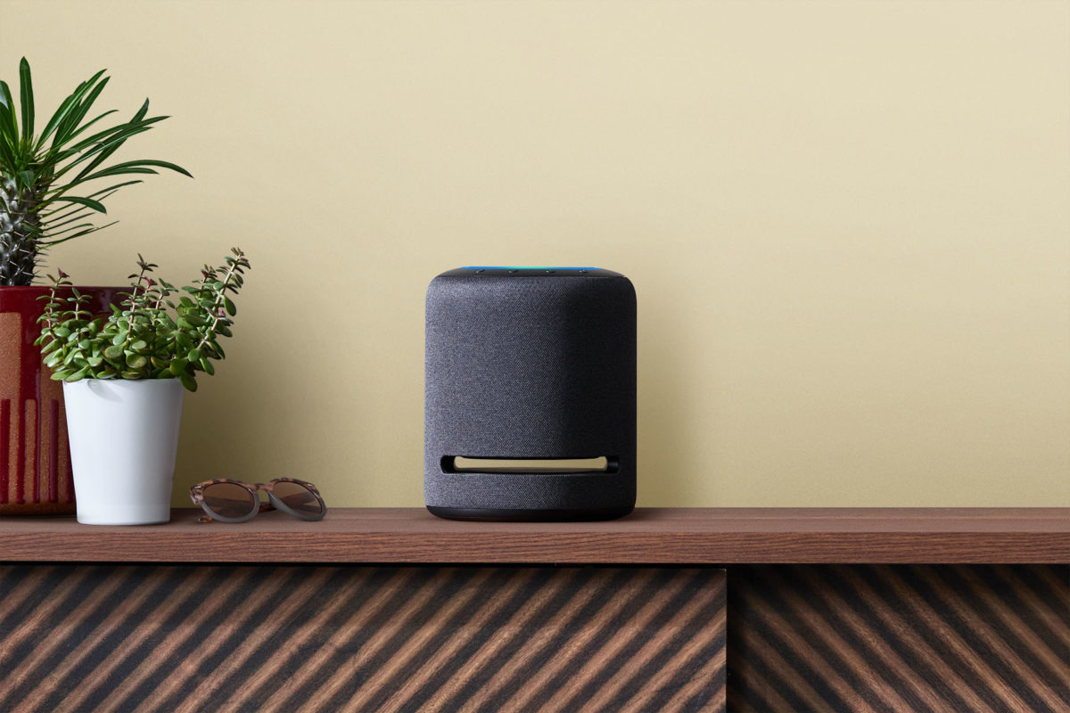 Amazon e i nuovi dispositivi Echo. Con Alexa ancora più smart