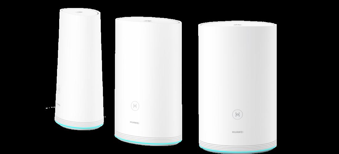 Huawei per la Smart Home: arrivano tre dispositivi intelligenti