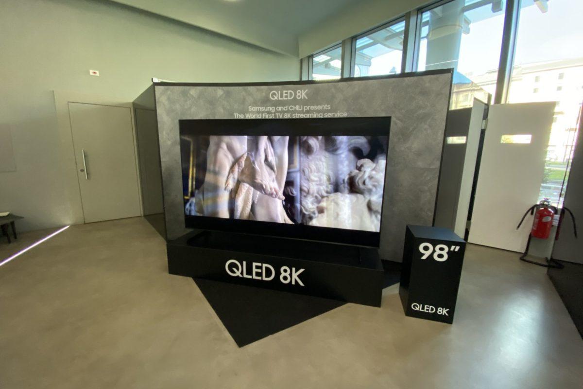 Samsung e i Tv 8K: i perché di una rivoluzione già nei negozi