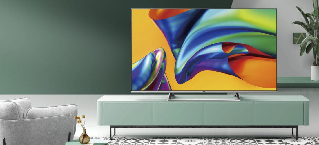 Hisense B7, la famiglia Tv alta gamma a prezzo contenuto