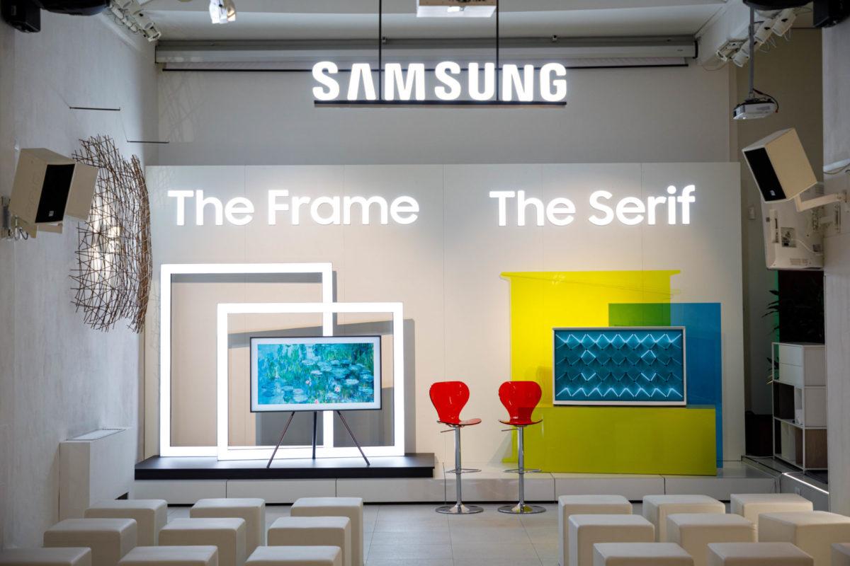 Samsung Lifestyle Tv, ecco i nuovi The Frame e The Serif