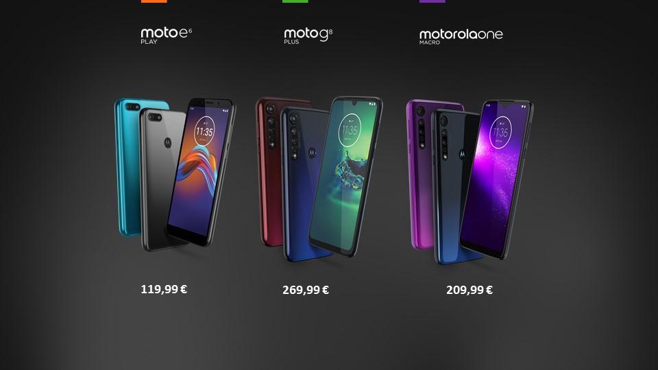 Il rilancio di Motorola e lo smartphone con l'action cam