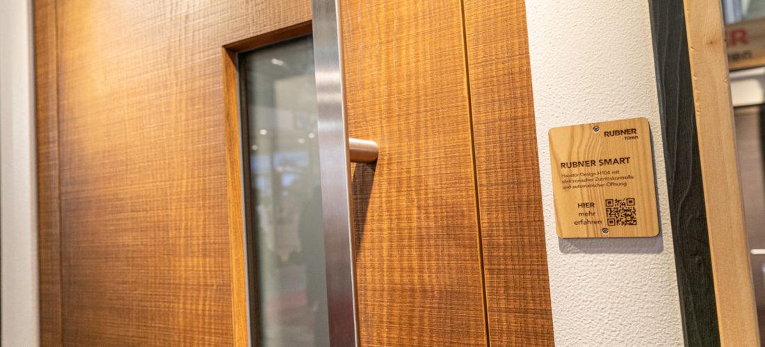 Da Rubner Türen la porta smart intelligente