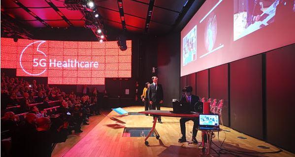 Vodafone 5G Healthcare: i progetti per il futuro della nostra salute