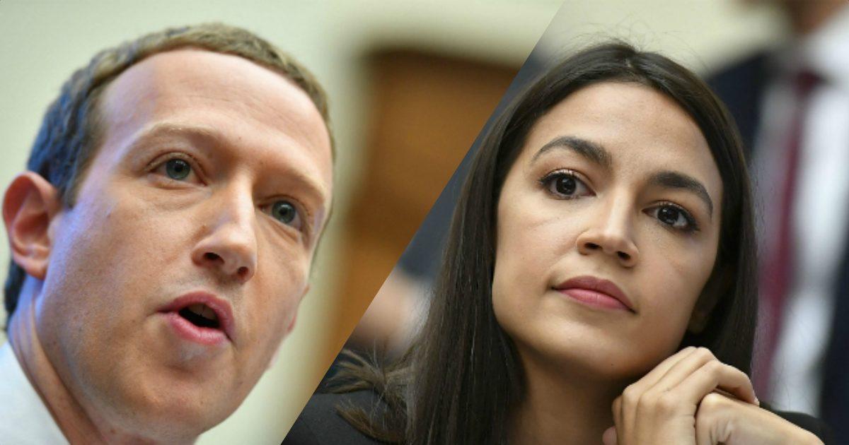 facebook, Zuckerberg, la Ocasio Cortez. E il nostro futuro