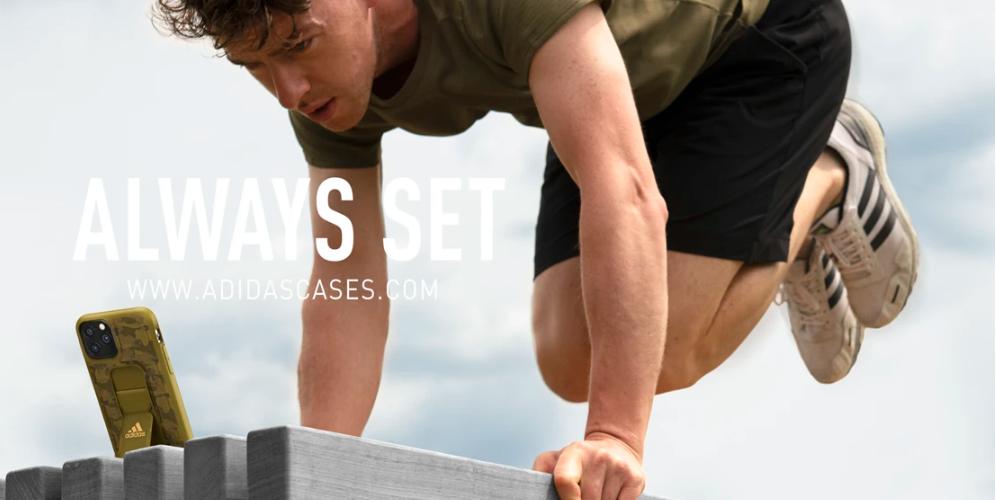 adidas Sports: Ecco le nuove custodie per iPhone 11