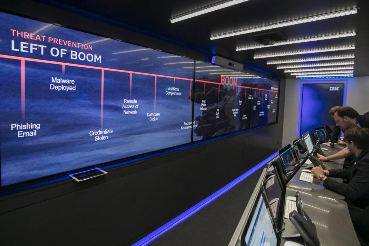 Siamo stati nel C-Toc di Ibm a sventare un cyberattacco