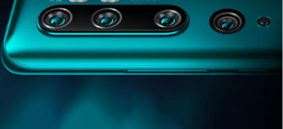 Ecco la fotocamera da 108 megapixel. Sul Mi Note 10 di Xiaomi