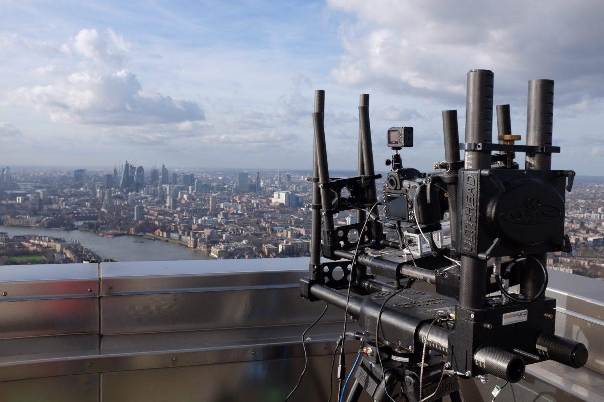 Londra: una panoramica da 7 miliardi di pixel