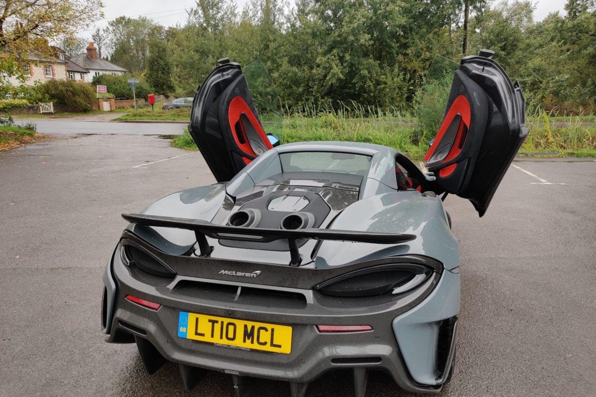 TraMe&Tech McLaren Edition (grazie a OnePlus)