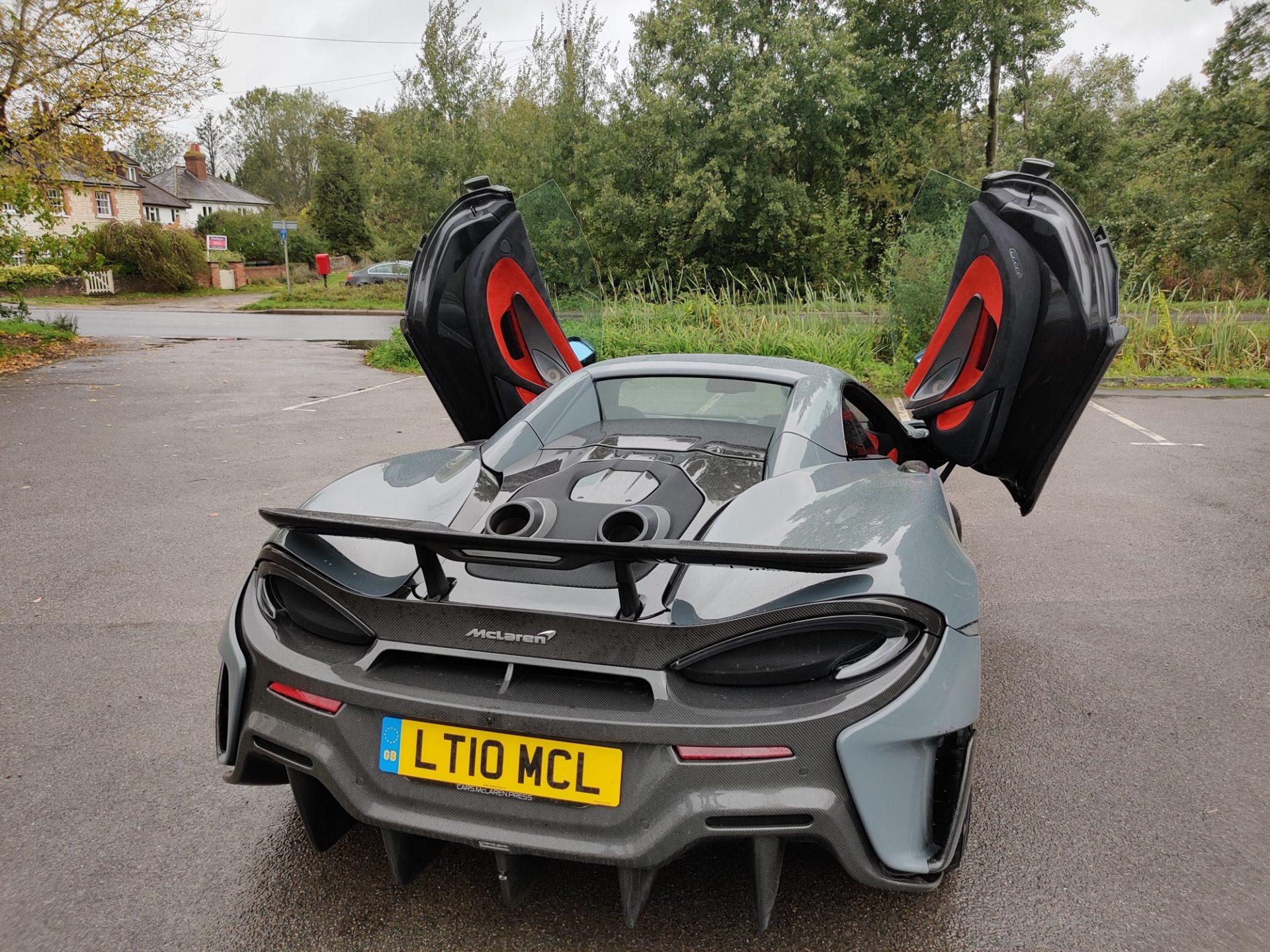 McLaren Edition