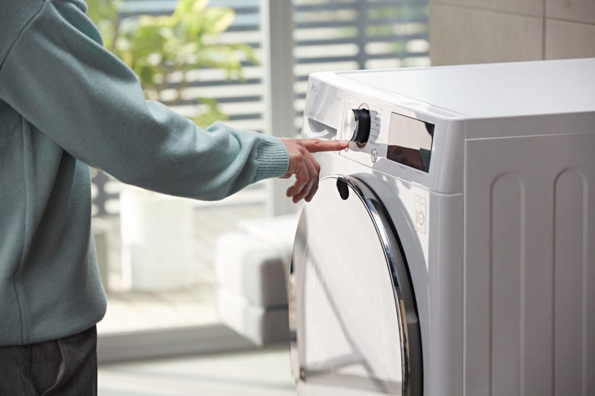 Il bucato smart di LG in 10 regole