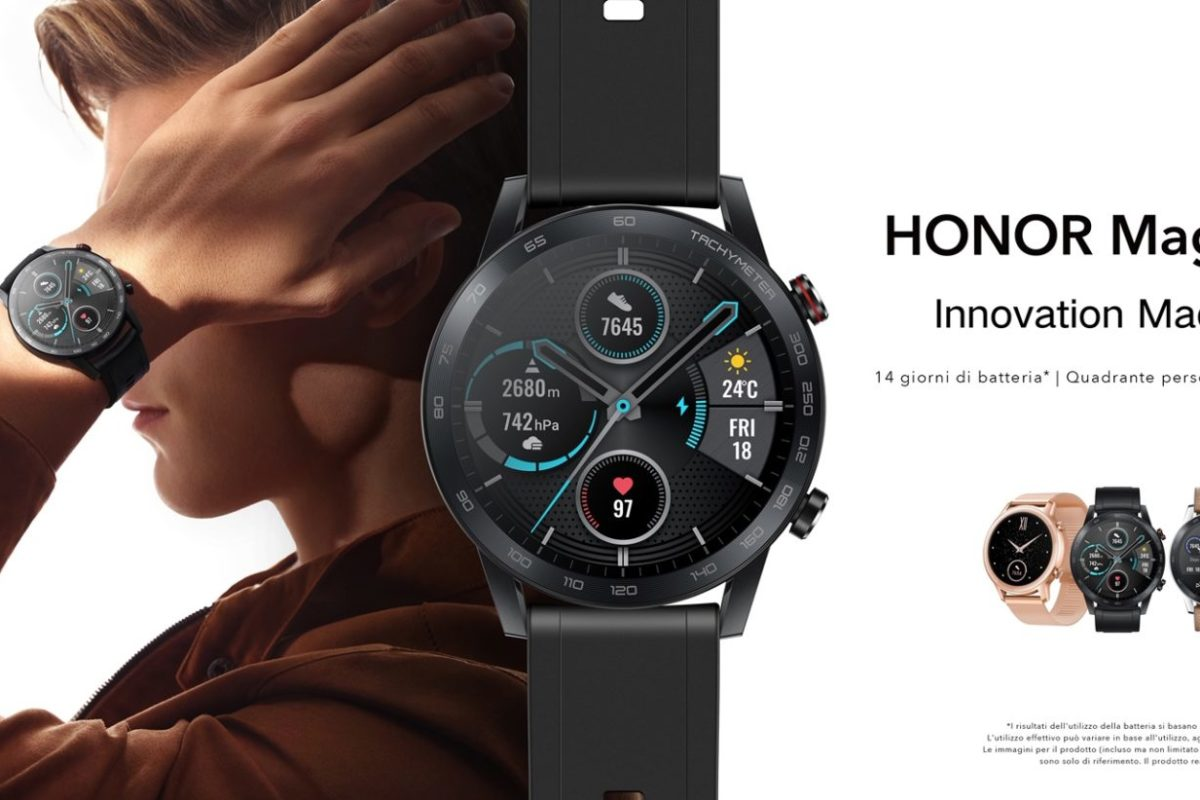 MagicWatch 2: il nuovo wearable di Honor